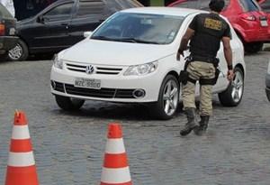 UBAITABA: POLÍCIA MILITAR REALIZA OPERAÇÃO NO CENTRO DA CIDADE