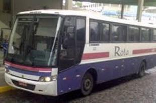 Ibirataia: Ônibus da Rota é assaltado e bandidos fogem de bicicleta