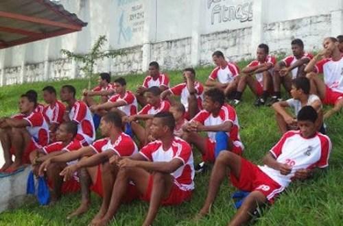 Seleção de Itagibá se apresenta para a disputa do intermunicipal