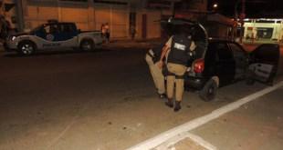 POLICIAL FOI PRENDER BANDIDO, PERDEU A ARMA E AINDA FOI ESPANCADO