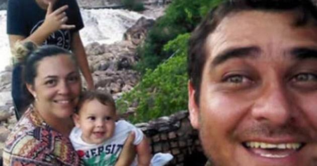 Conquista: Acidente com carreta mata quatro da mesma família