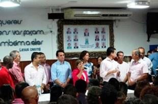 Convenção do PP oficializa chapa que disputará a prefeitura de Ipiaú