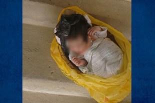 Jequié: Recém-nascido é encontrado abandonado em sacola plástica
