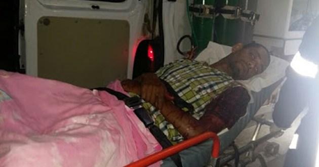 Itagibá: Homem é perseguido e baleado por bandidos