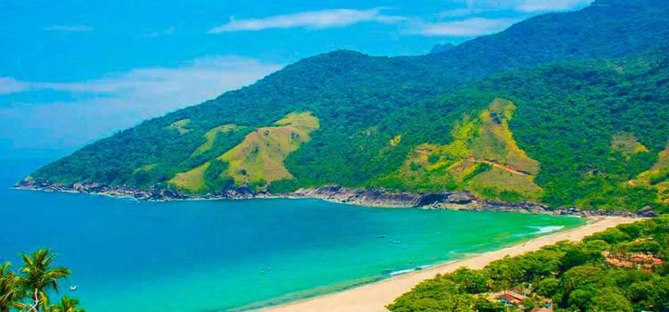 Praia Bonete Ubatuba