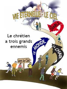 L Ennemi Dans Ma Vie : ennemi, Chemin, Victoire, Le¸on, Nouvelle, Cours