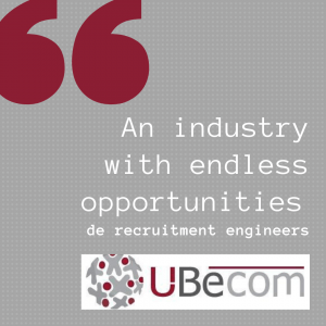 Vacatures UBecom The Recruitment Engineers