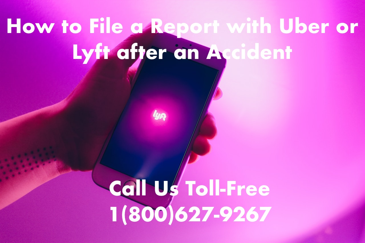 How To File a Report with Uber or Lyft after an Accident