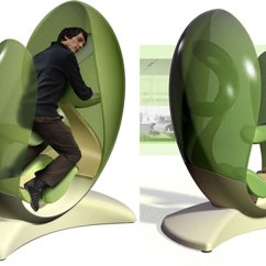 Energy Pod Chair Fishing Pole Holder Coolest Sleeping Pods For Some Serious Napping Job Uberwell