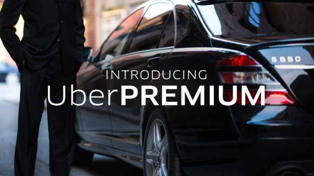 Image result for uber premium