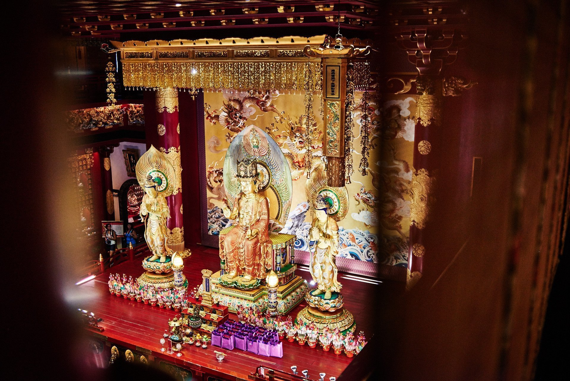 Panchangam For Singapore Temple