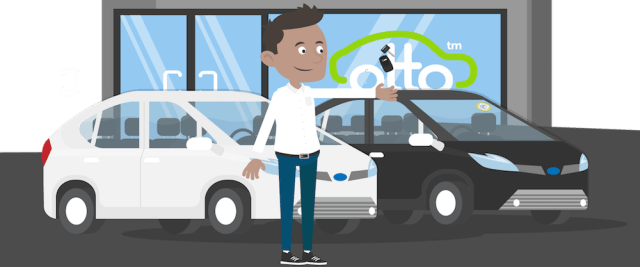 Book Your PCO Car Hire With Otto