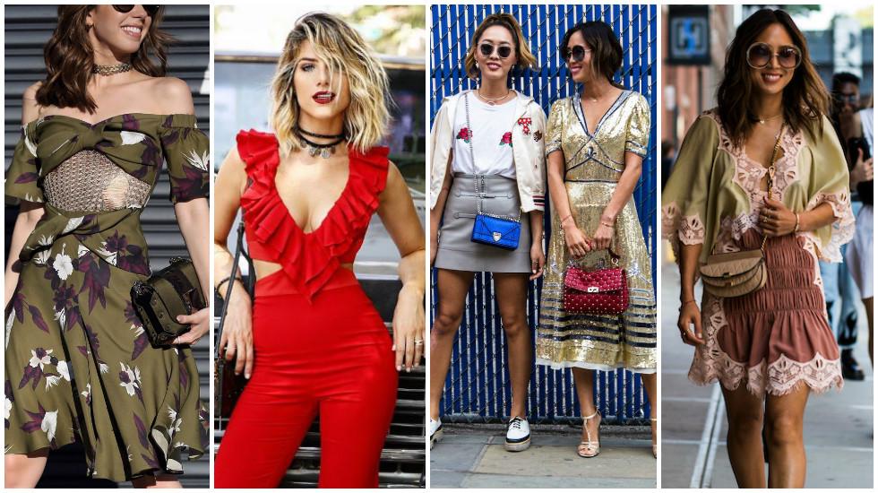 As tendências vistas no street style de Nova York