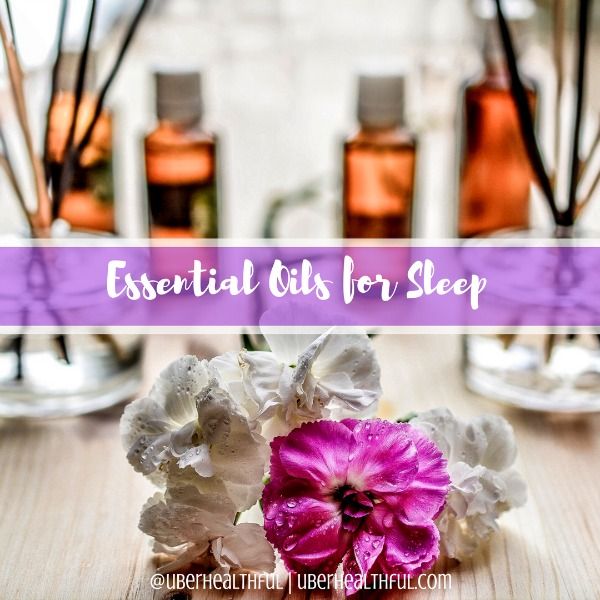 Easy ways to sleep with essential oils