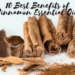 10 Best Benefits of Cinnamon Essential Oil