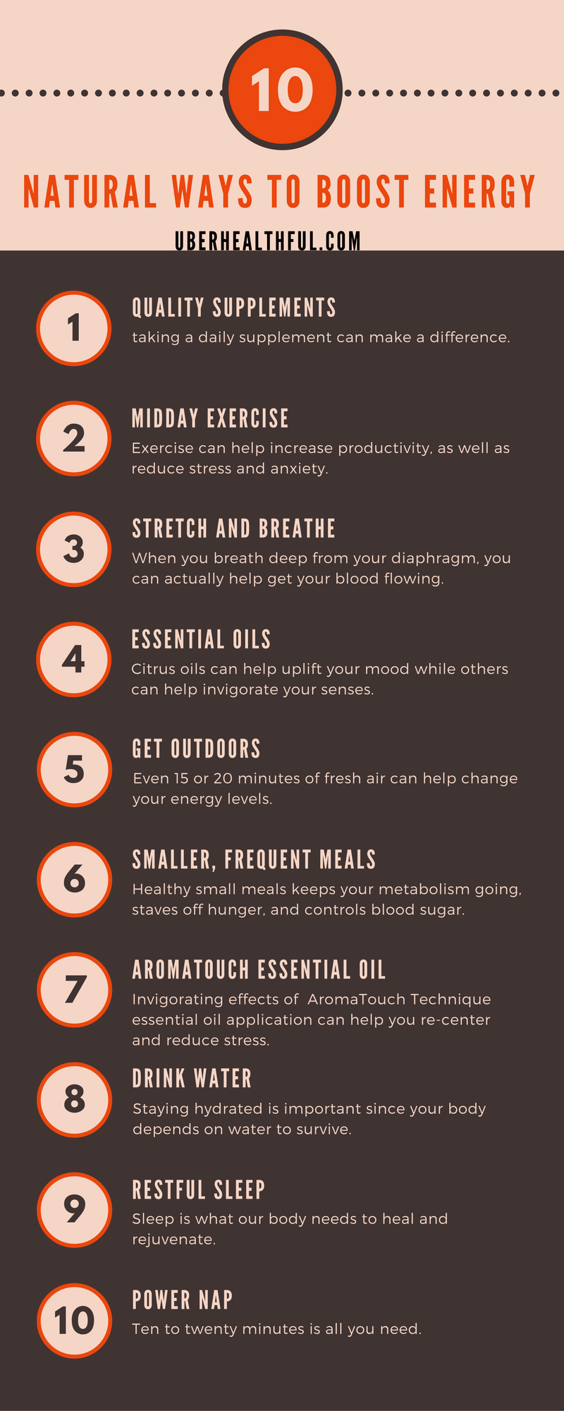 50 Natural Ways To Boost Your Energy |Natural Ways Energy