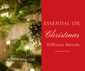 5 Amazing Spirit of Christmas Essential Oil Blends