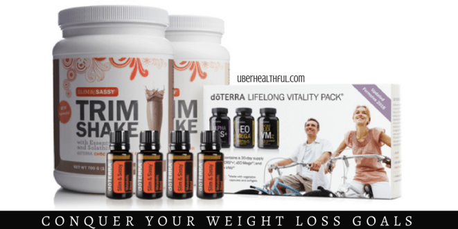 doTERRA Slim and Sassy New You Kit