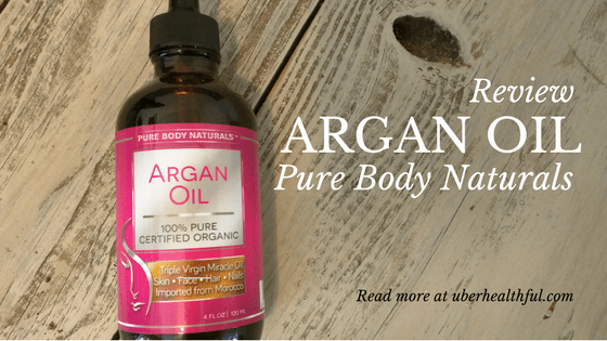 Review of Argan oil for skin and hair