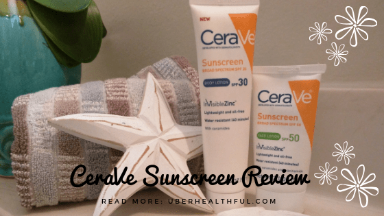 CeraVe Sunscreen SPF 50 Review