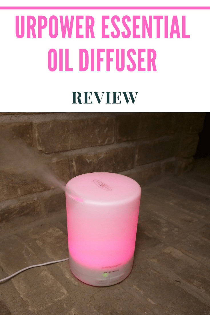What makes the URPOWER 300ml essential oil diffuser the best? With 7 color changing lights and 4 mist settings, it's the best for the money.