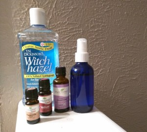 How to Make Natural Sleep Pillow Spray