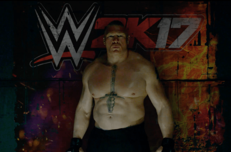 wwe 2k17 roster reveal