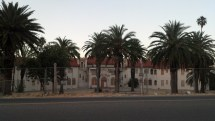 Abandoned Lake Elsinore Military School Uberrhund'