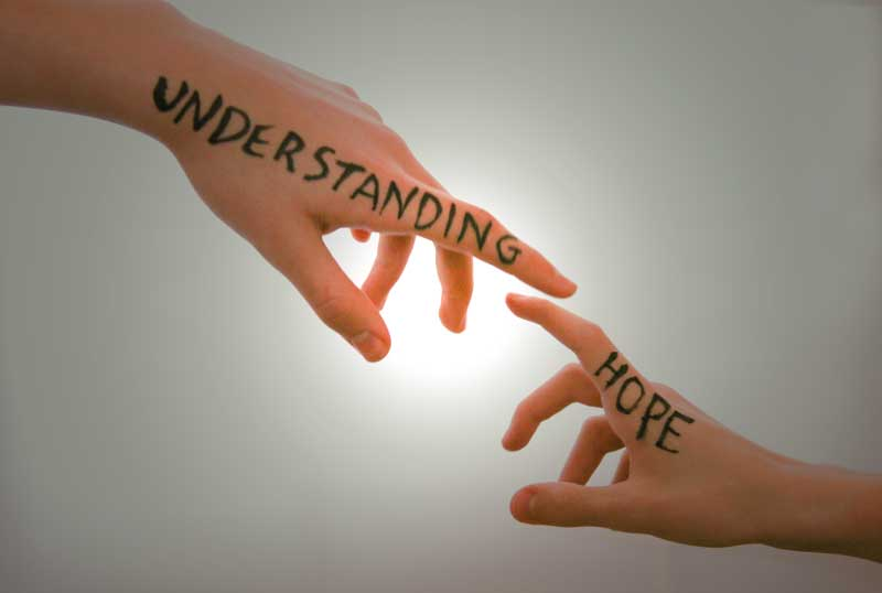 understanding meets hope