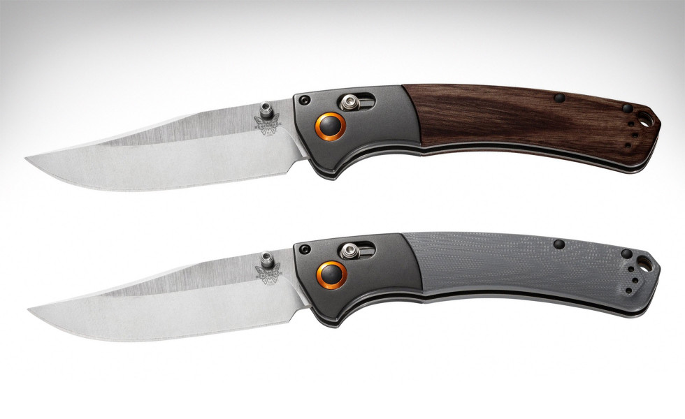 Crooked River Folding Knife is your Outdoor Companion