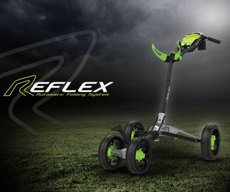 Reflex Golf Push Cart by Sun Mountain