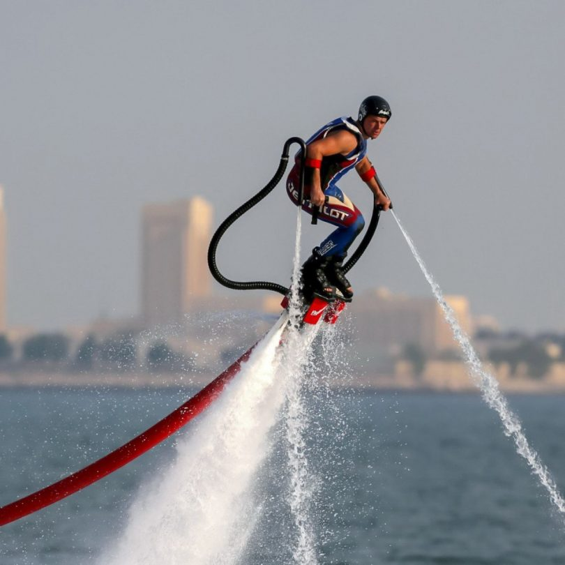 Flyboard Pro by Zapata Racing