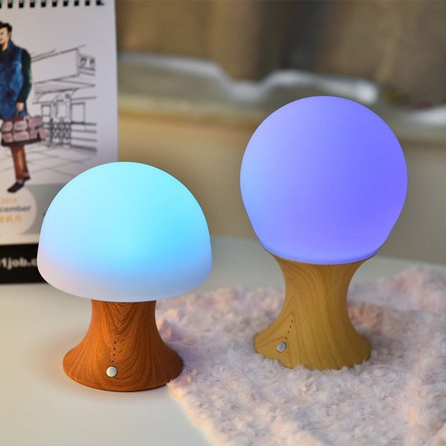 Colorful USB Led Desk Table Lamps