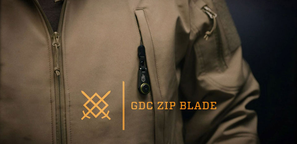 Zip Blade Zipper Knife