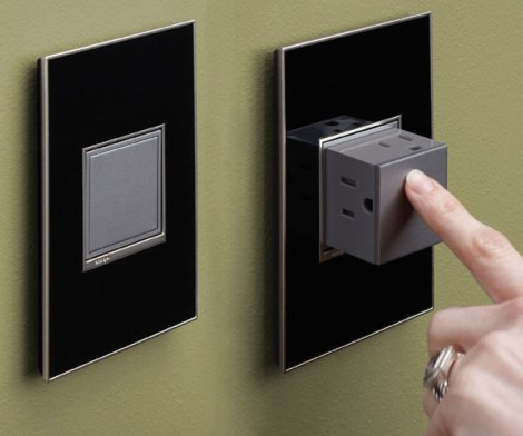Pop Out Outlet
