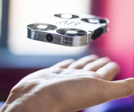 AirSelfie2 Portable Flying Camera