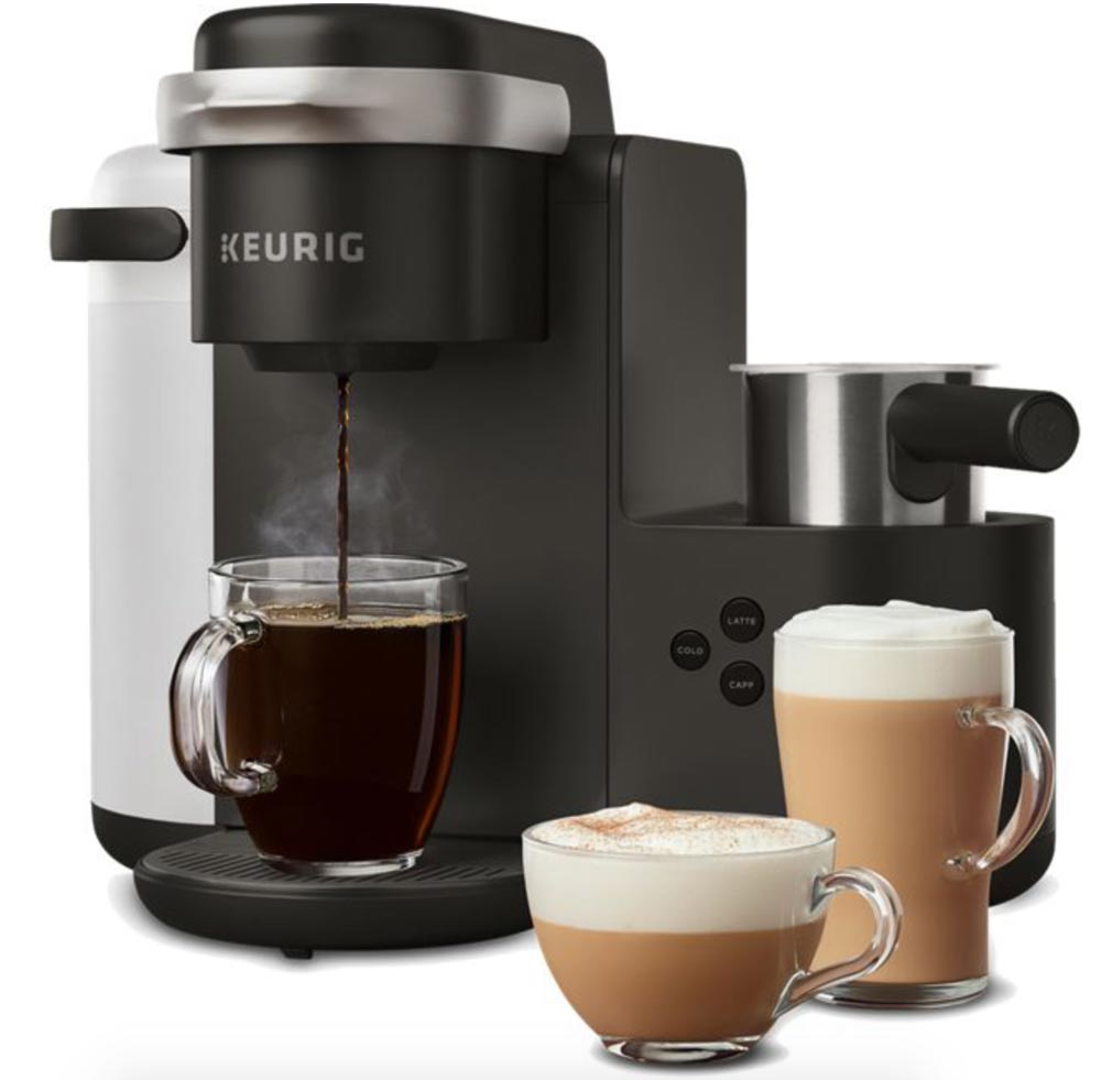 Keurig K-Café Single Serve Coffee Maker