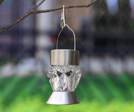 Outdoor LED Solar Powered Light