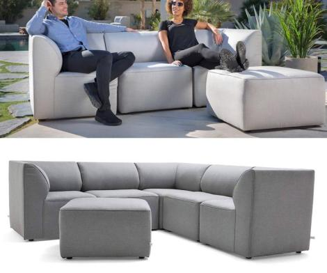 Big Joe Modular Outdoor Sectional