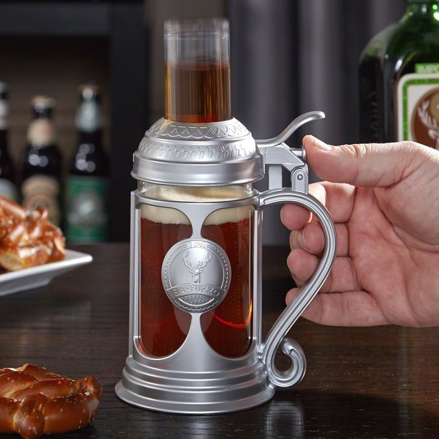 Bombs Away Beer Stein