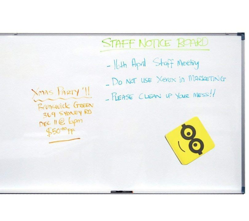 Magnetic Dry Whiteboard Eraser in Square Shape