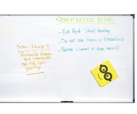 Magnetic Dry Whiteboard Eraser
