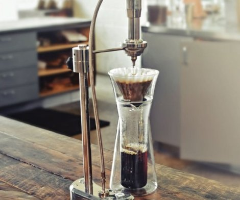 Pour-Over Coffee Dripper