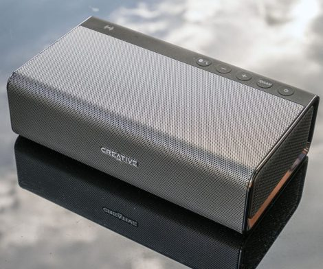 Sound Blaster Roar Bluetooth Speaker