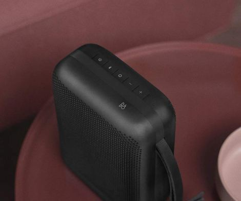 Bang & Olufsen Beoplay P6 Portable Bluetooth Speaker with Microphone