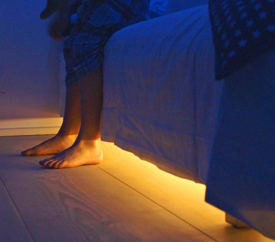 MyLight: An Under-The-Bed Motion Activated Night-Light