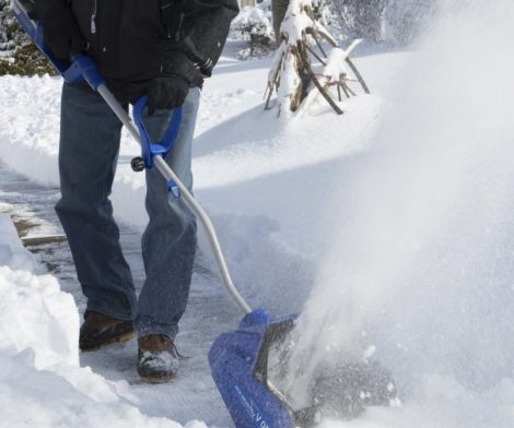 Cordless Electric Snow Shovel