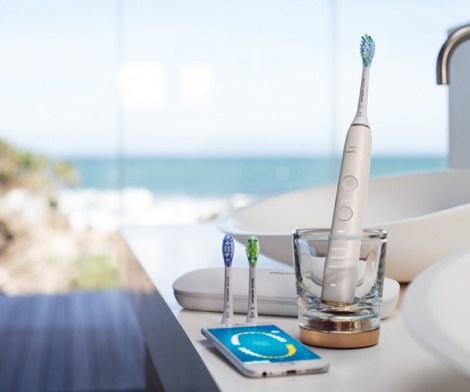 Philips Sonicare Diamond Clean Toothbrush