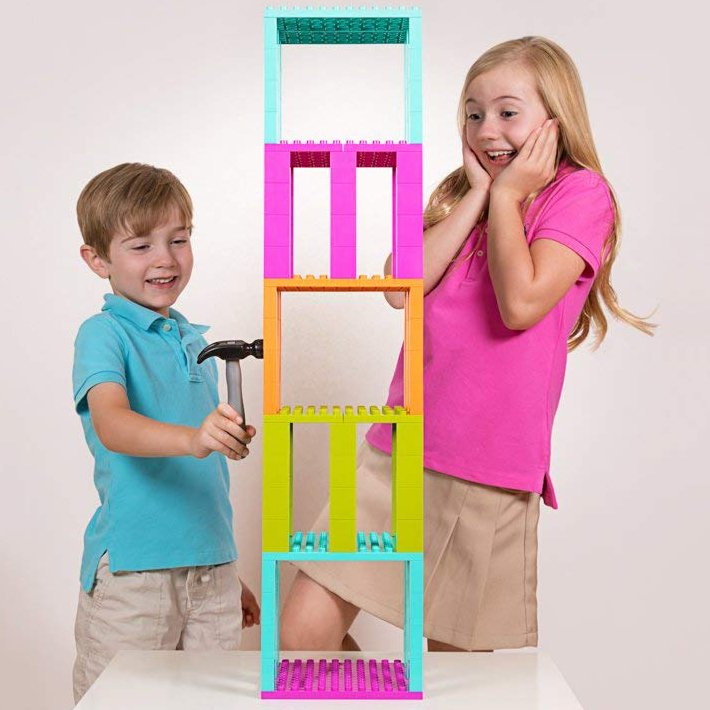 Brik Buster Tower Game for Kids