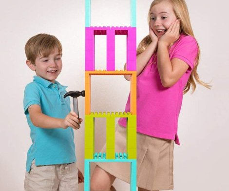 Brik Buster Tower Game